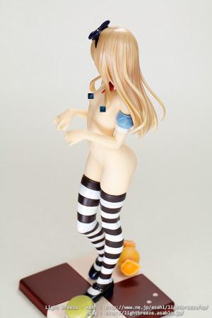SKYTUBE コミック阿吽 Alice illustration by 深崎暮人