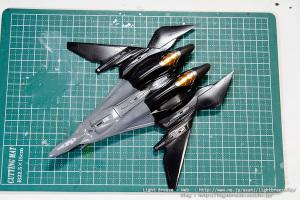 EX-MODEL FRX-99 RAFE 戦闘妖精雪風 レイフ #4