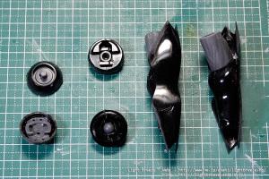 機動警察パトレイバー MG グリフォン -アクアタイプ- #1