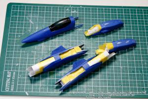 VF-1S バルキリー マクロス25周年記念塗装 #3