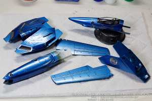VF-1S バルキリー マクロス25周年記念塗装 #5