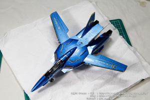 VF-1S バルキリー マクロス25周年記念塗装 #7