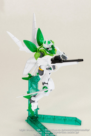 HG BUILD FIGHTERS ガンダムポータント #5 (完成)