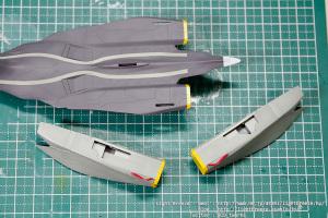 EX-MODEL FFR-31MR/D 戦闘妖精雪風 スーパーシルフ雪風 #5