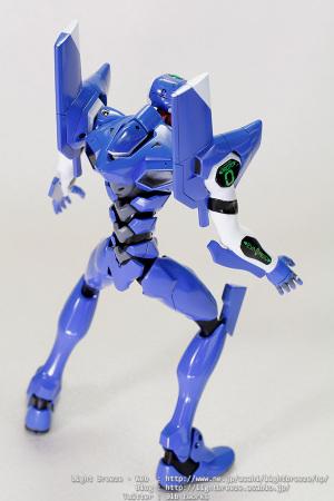 LMHG エヴァンゲリオン 零号機(改) EVA-00' #5 (完成)